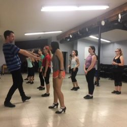 Andrew Hodge's Tap Masterclass- Fall 2018